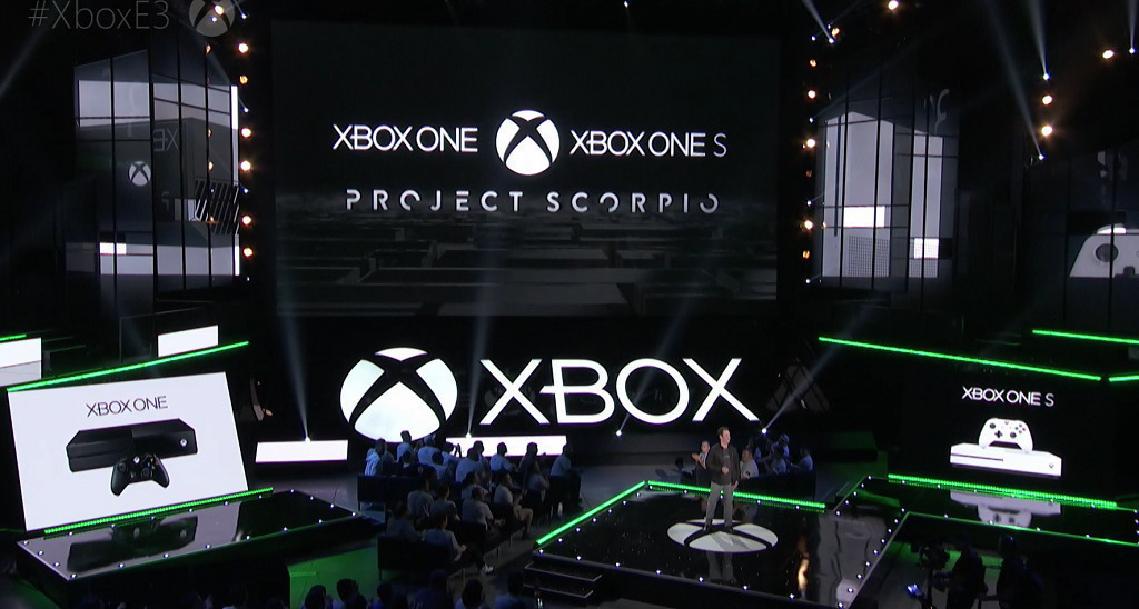 Project Scorpio Pre-Order Appears on Amazon