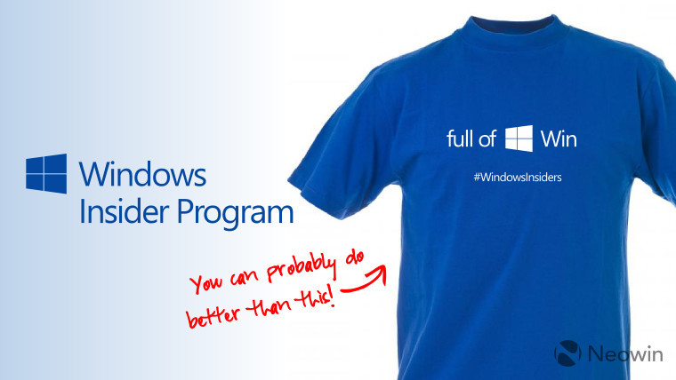 microsoft wants you to design a new official t shirt for