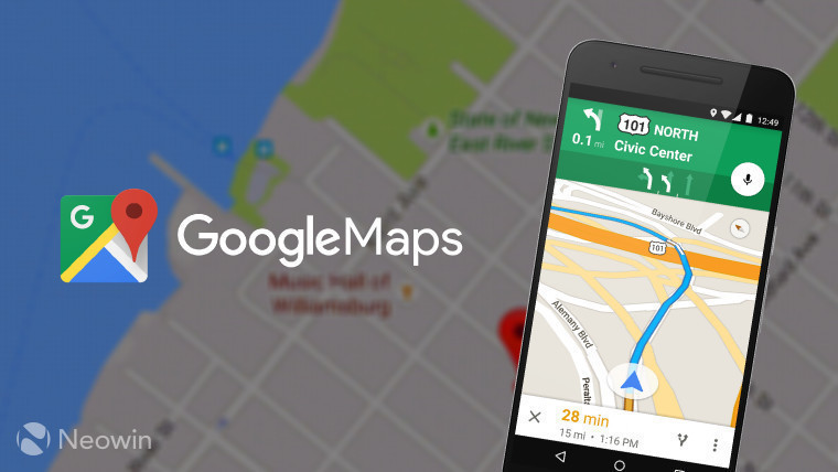 "Google Maps update for iOS and Android lets you ""save and share your ..."