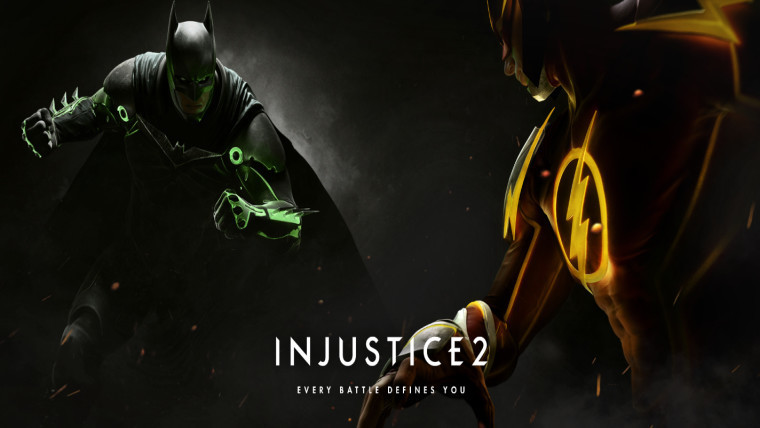 You Can Sign Up for the Injustice 2 Online Beta Right Now