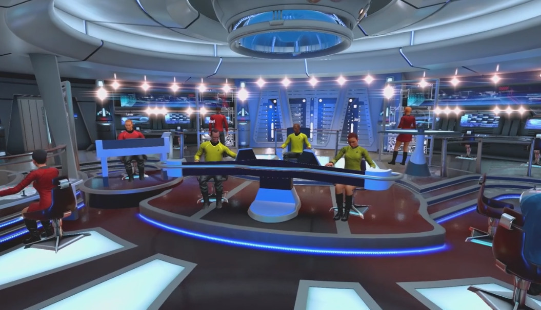 Original USS Enterprise to be Featured in Star Trek Bridge Crew