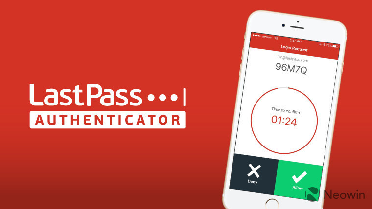 LastPass updates Authenticator app with push-based 2FA for ...