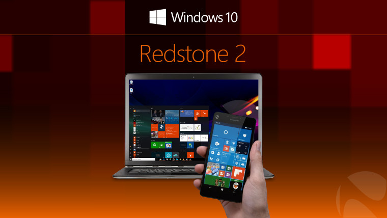 The next version of Windows 10, Redstone 2, likely to be version 1703