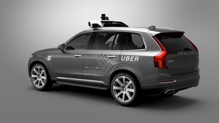 Uber Launches Self-Driving Cars in Arizona After California Ban