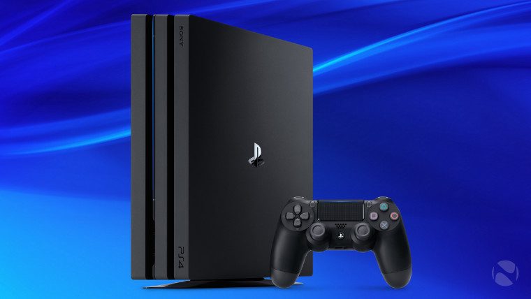 playstation 4 pro update brings 4k video playback to media. Black Bedroom Furniture Sets. Home Design Ideas