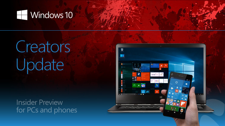 Windows 10 PC build 15042 and Mobile build 15043 now in the Fast ring - here's what's new