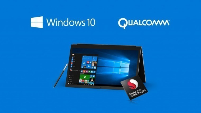 Qualcomm confirms the arrival of ARM powered Windows 10 laptops