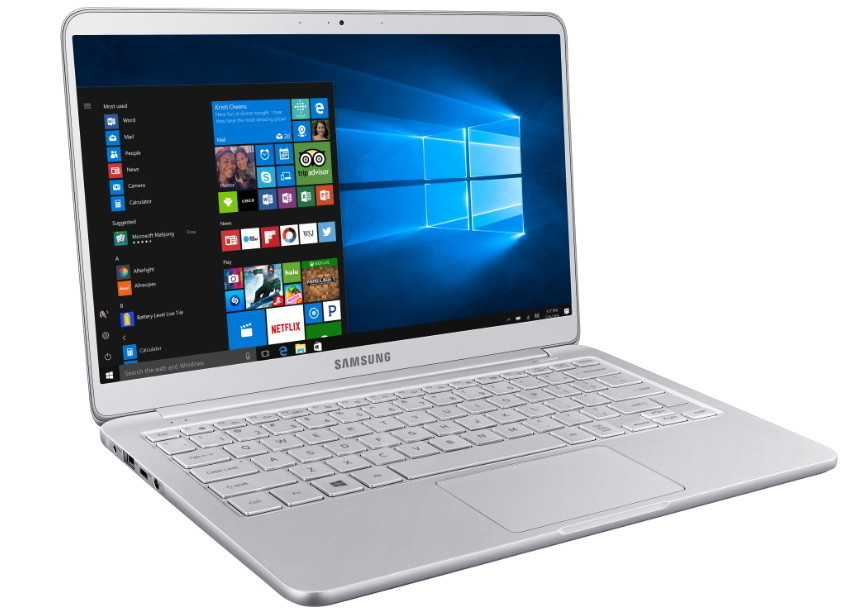 Samsung's updated Notebook 9 is the new lightest 13-inch laptop