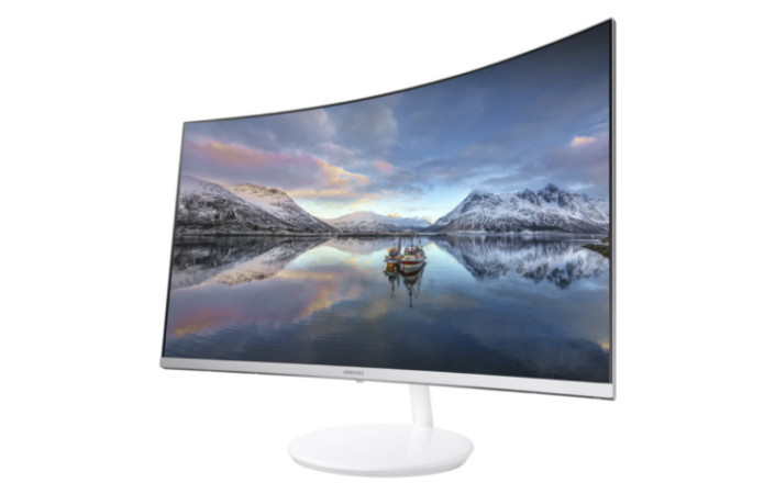 Samsung Curved Quantum Dot Monitors Are Intended For Gamers