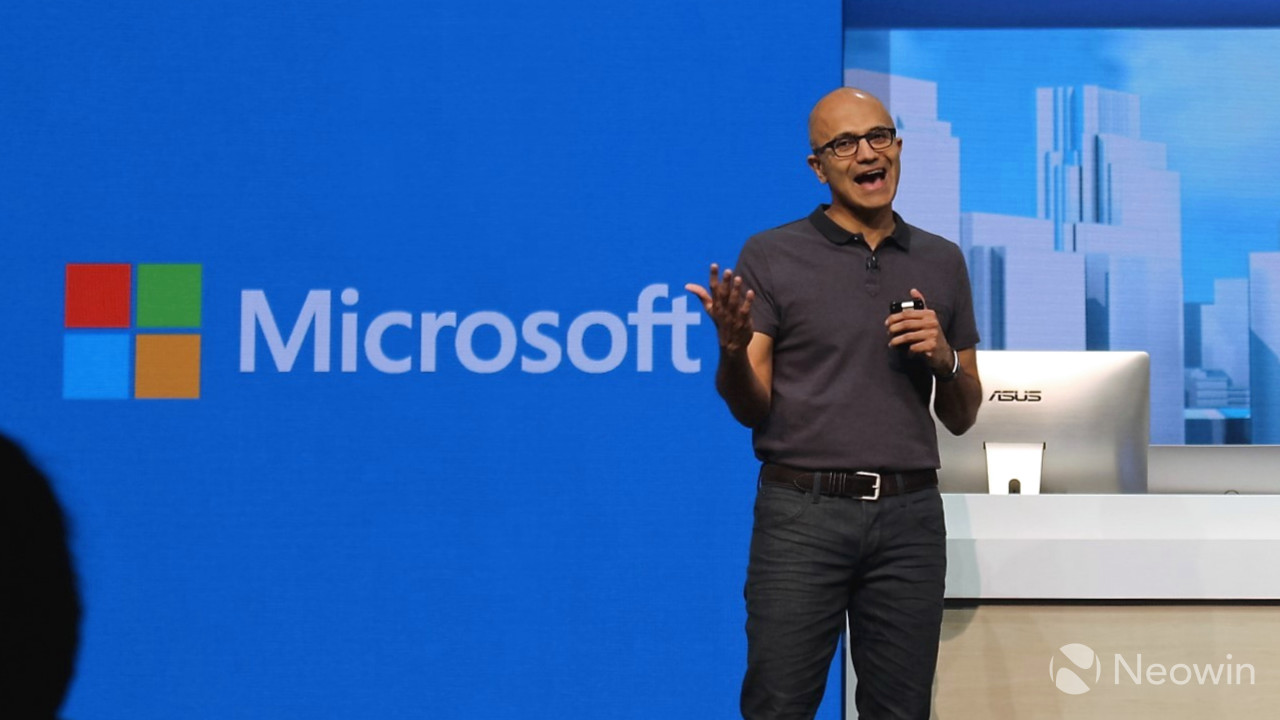 Cloud growth continues to boost Microsoft's financials