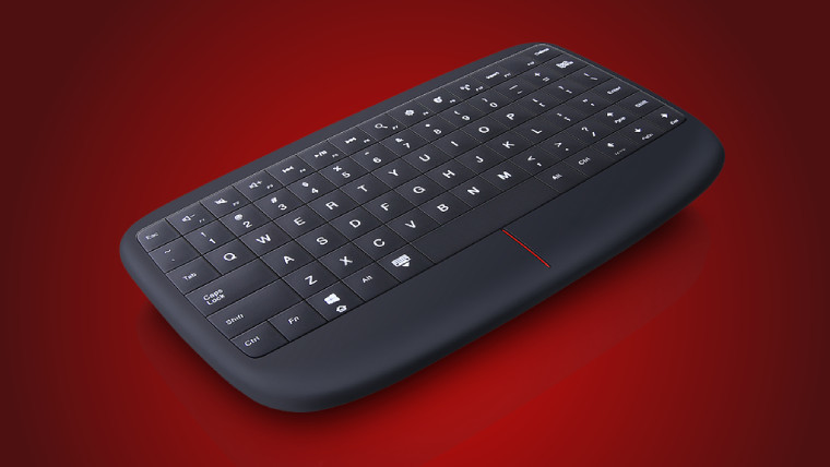 Lenovo's new $55 handheld keyboard doubles as a touchpad
