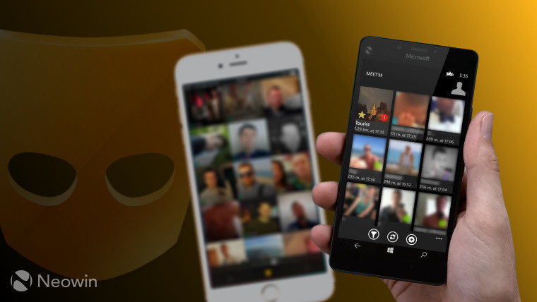 Gay social networking app Grindr never made it to Windows