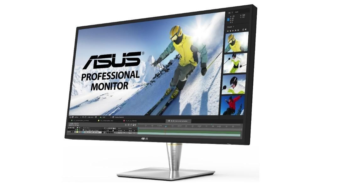 Asus reveals professional 4K HDR ProArt PA32U and ultrawide