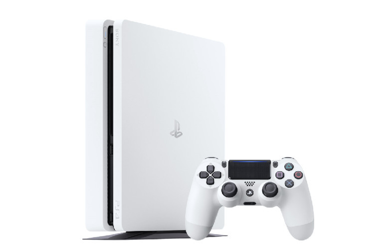 Sony set to release Glacier White PlayStation 4 model