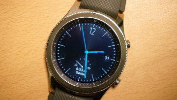Samsung announces new model of the Gear S3 classic, now with LTE