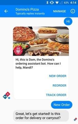 Резултат с изображение за dom chatbot