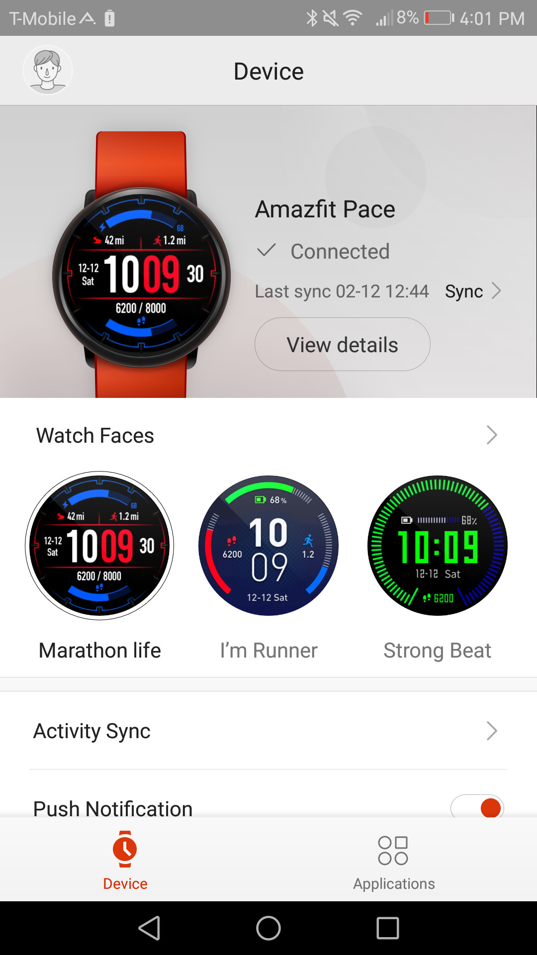 Review: Amazfit Pace is an activity tracker that needs to hit the