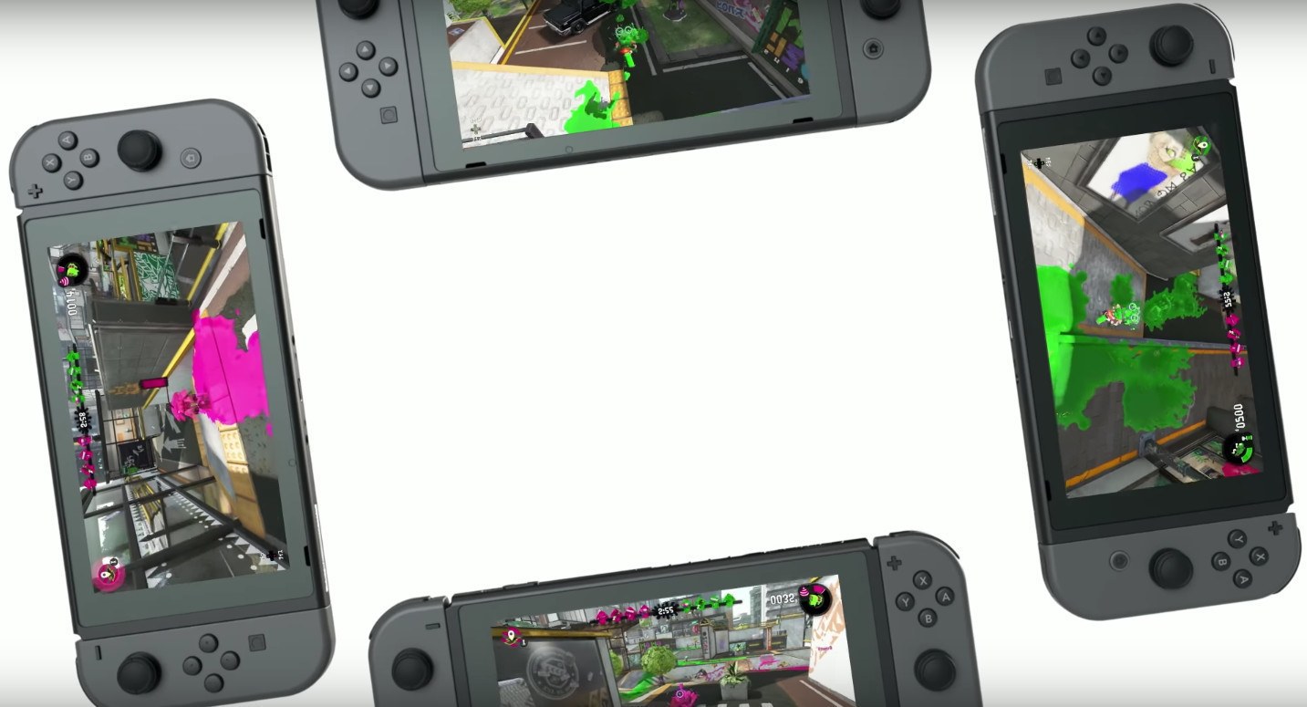 Switch won't support Virtual Console at launch, instead
