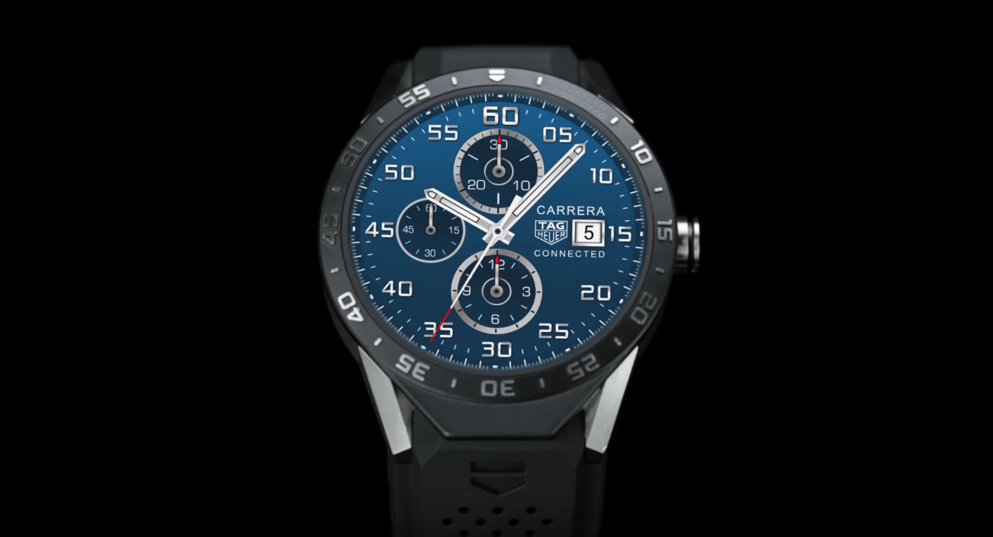 Tag Heuer may be launching a connected, modular device by March