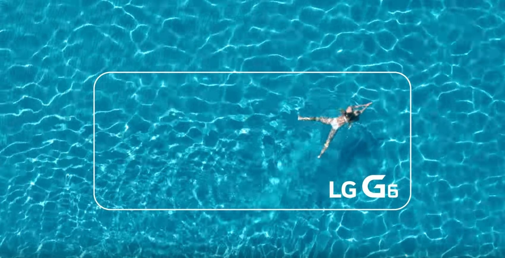 LG teases water and dust resistance for G6 in new videos