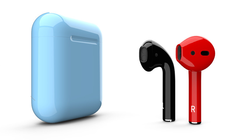 You Can Now Get Your AirPods Painted for $289