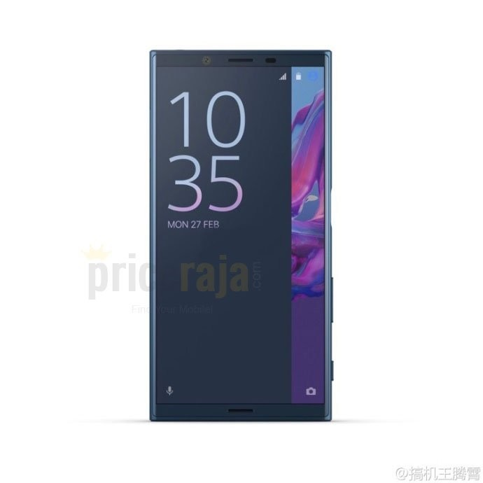Four of Sony's Xperia smartphones for 2017 appear in leaked image