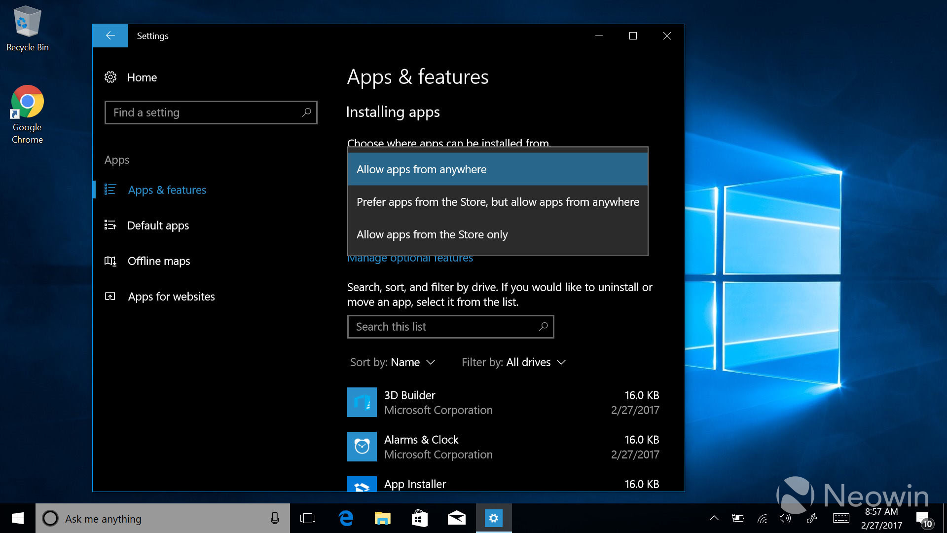 windows 10 how to include 32