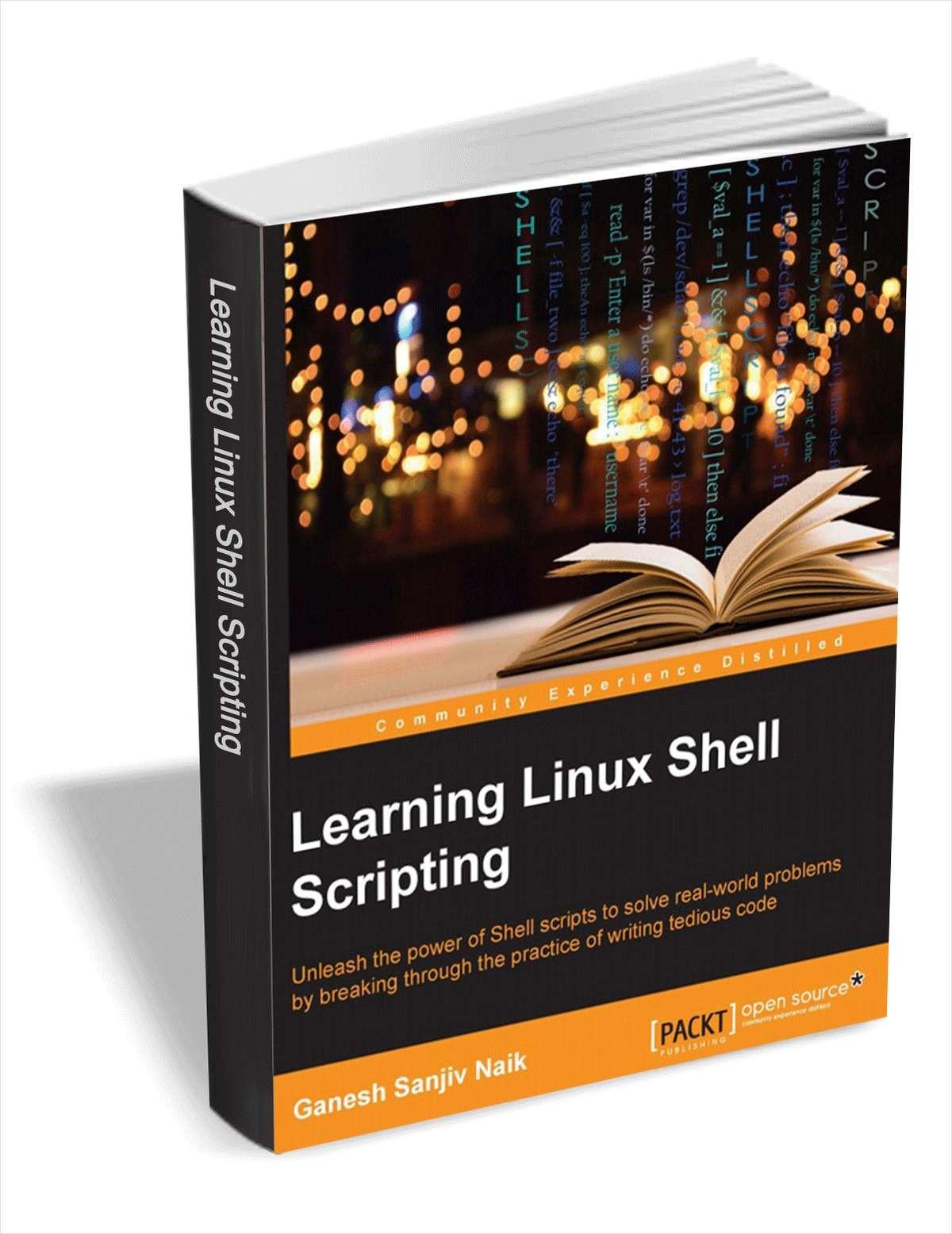 Learn unix shell scripting pdf merge