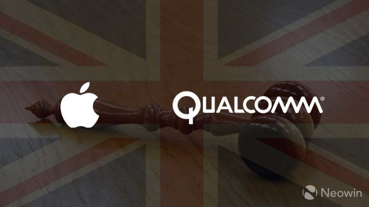 Apple has launched a new Lawsuit against Qualcomm in the UK