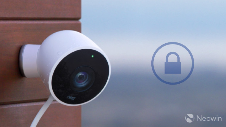 Nest two-factor authentication boosts IoT security
