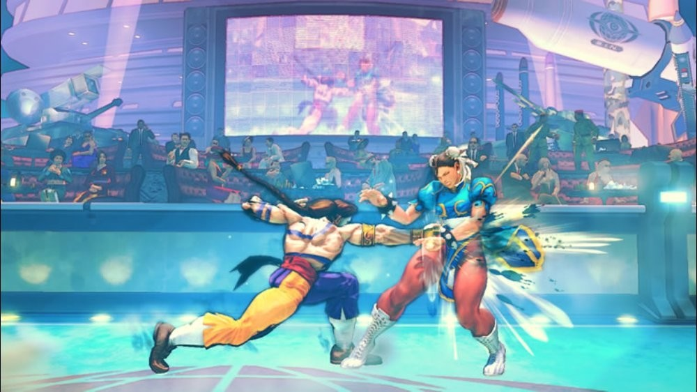 Vanilla Street Fighter IV And More Are Now Xbox One Backwards Compatible