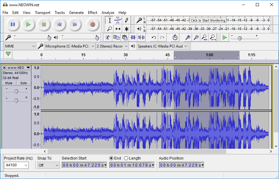 audacity download free audio editor and recorder