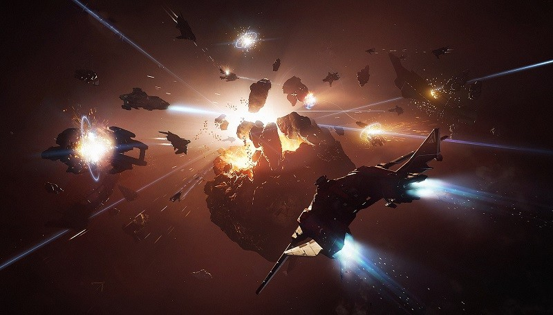 Star Citizen now plans to use the Vulkan API, dropping DX12 support