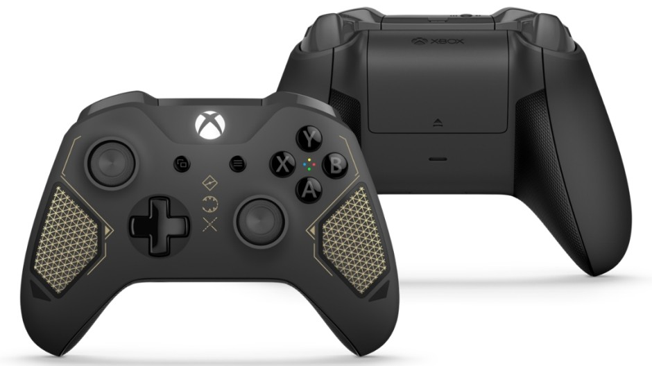 Nab 'Tech Series' Xbox Controllers Ahead of Project Scorpio