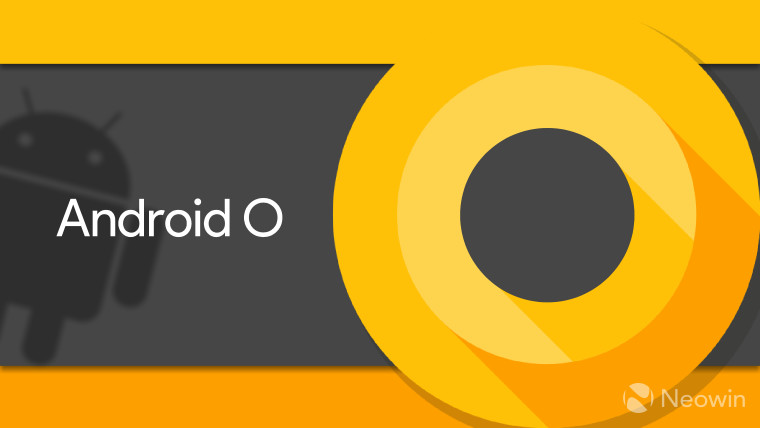 Android O internally referenced as Oatmeal Cookie, but most likely won't be its final name