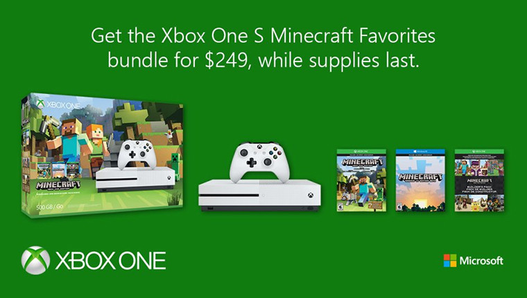 Xbox One S Bundles Are $50 off on Amazon Right Now