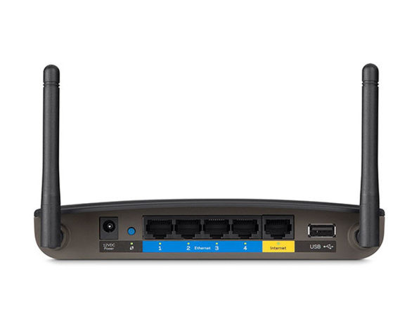 how to set up linksys n600