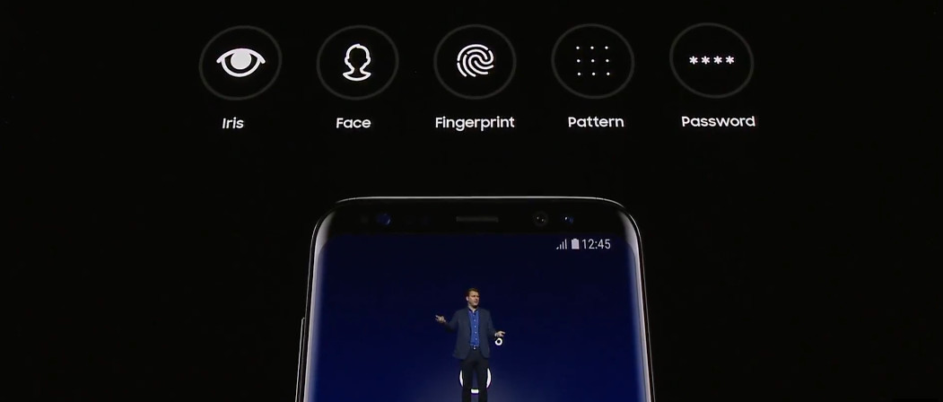 Samsung announces the 5 8-inch Galaxy S8 and 6 2-inch