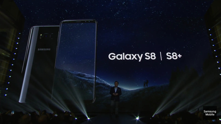 Samsung says the Galaxy S8 and S8+'s always-on button won't suffer from screen burn-in