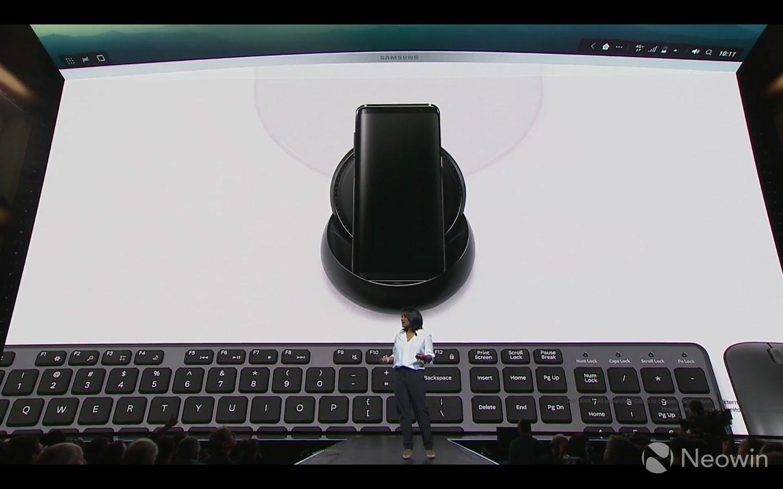 Samsung unveils DeX, its answer to Continuum - Neowin
