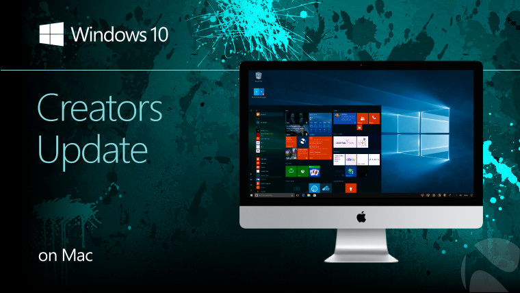 Enables Windows 10 Creators Update Media-Free Installation