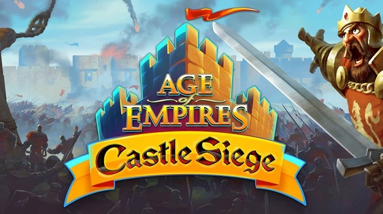 Age of Empires: Castle Siege is now available free for ...