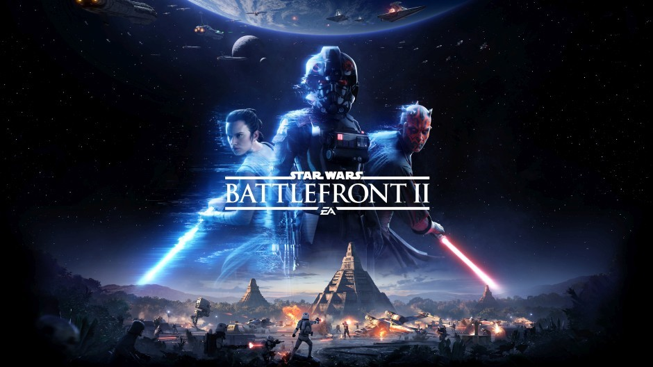Watch the full trailer for Star Wars Battlefront II