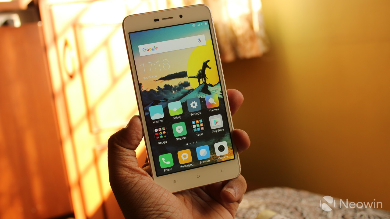 Xiaomi Redmi 4a Review Probably The Best Low End Smartphone For Now 6a Ram 2 Internal 16 4glte Has Ditched Metal Its Cheapest But Hasnt Sacrificed On Build Quality As Such Feels Good In Hand And It Is