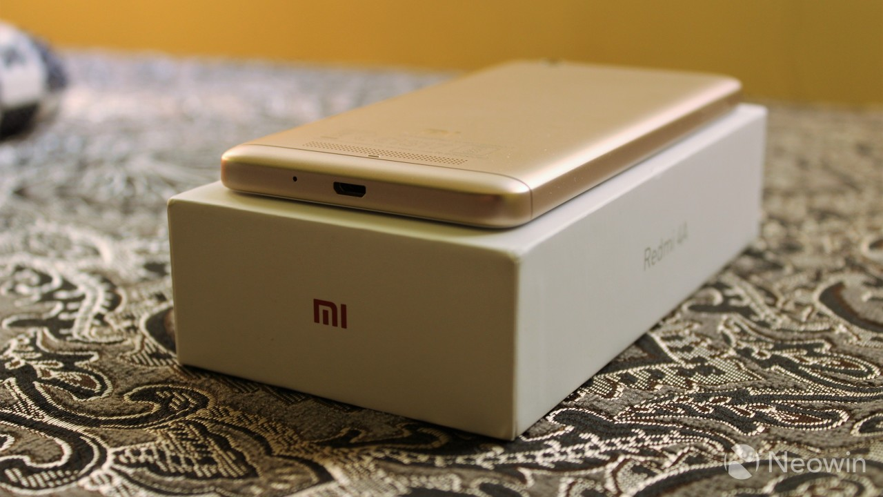 Xiaomi Redmi 4A review: Probably the best low end smartphone for now