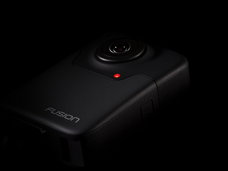 GoPro launches Fusion, its first 360 degree VR ready cam