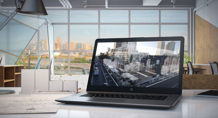 HP Delivers World's Most Secure Mobile Workstations for Digital Creators