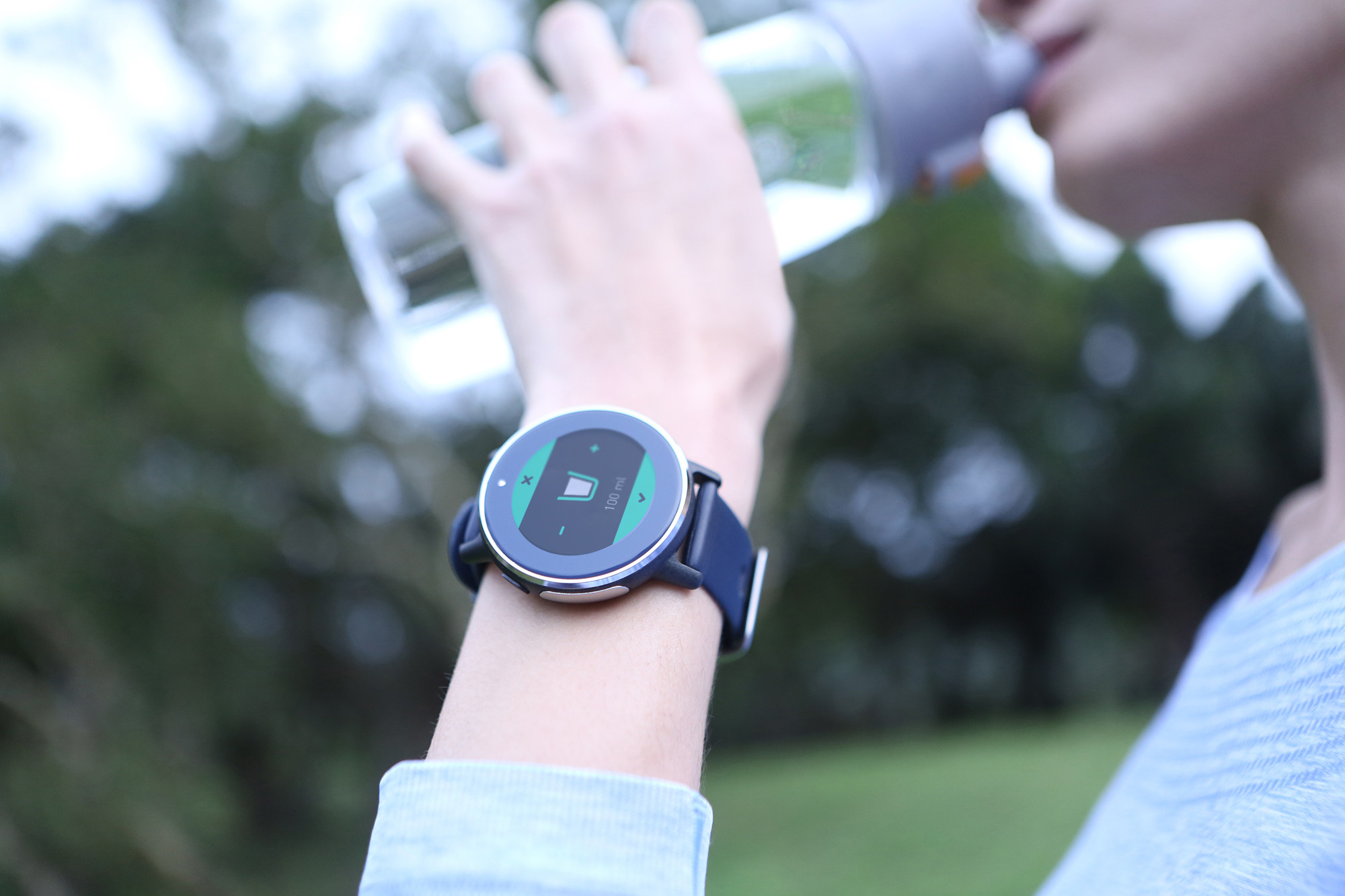 Acer Leap Ware smartwatch is a fitness wearable for iOS and Android