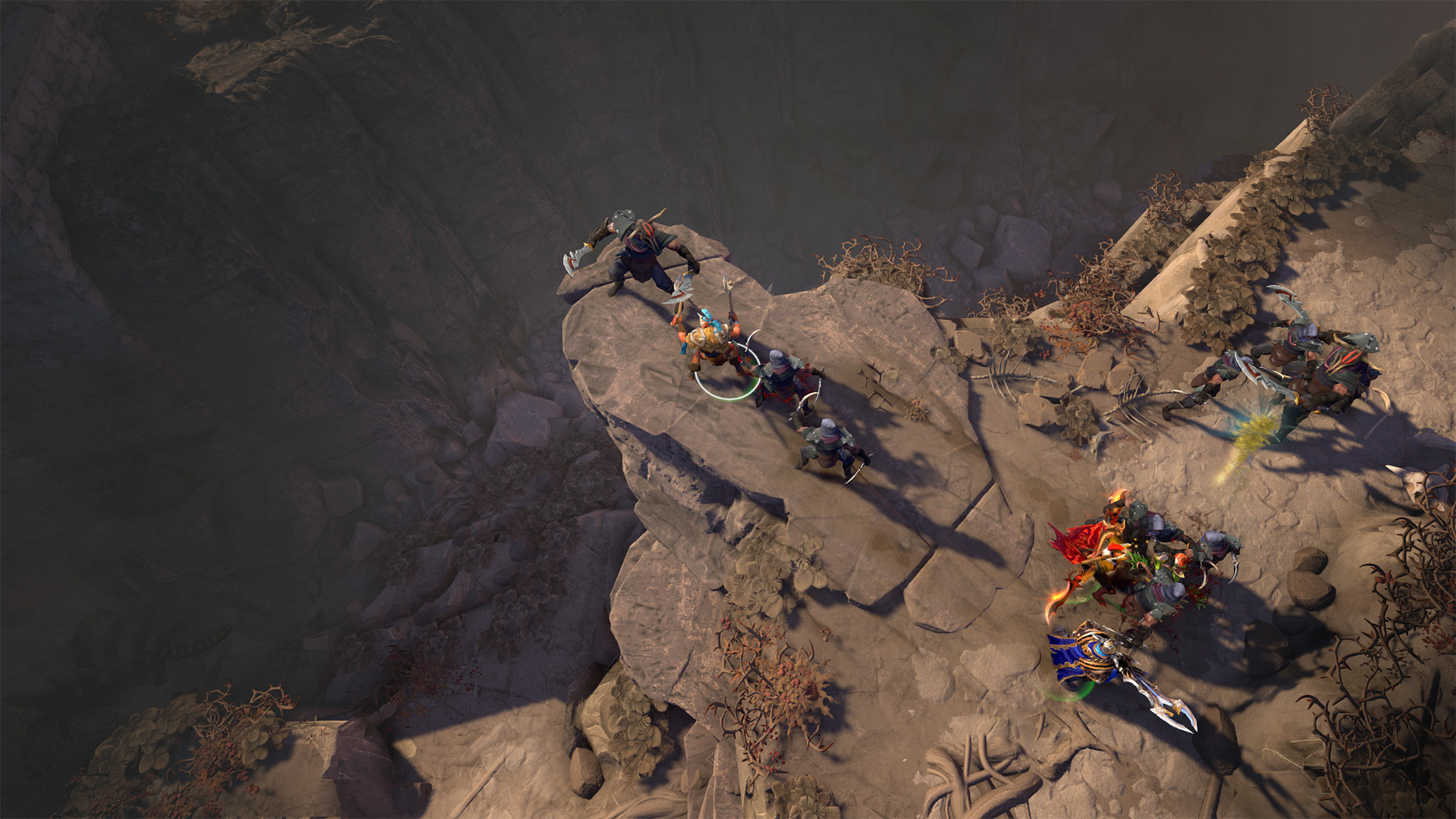 DOTA 2 to receive a co-op story campaign with this year's Battle