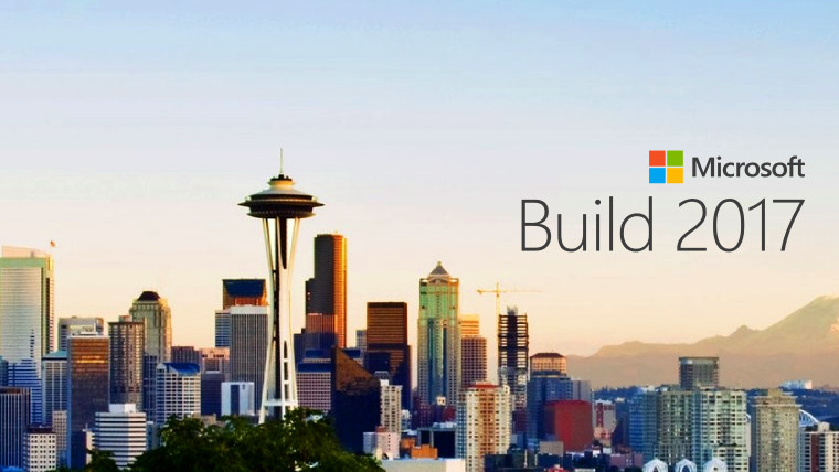 Microsoft build freebies